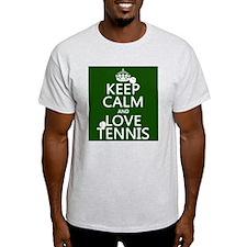 Keep Calm and Love ... T-Shirt