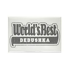 WB Grandpa [Russian] Rectangle Magnet
