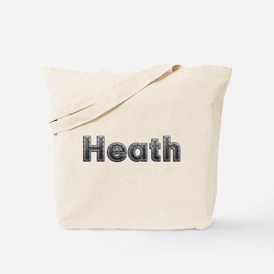 Heath Metal Tote Bag