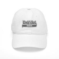 WB Grandpa [Romanian] Baseball Cap