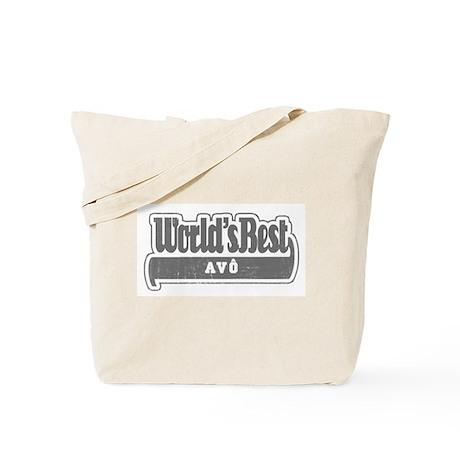 WB Grandpa [Portuguese] Tote Bag
