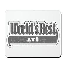 WB Grandpa [Portuguese] Mousepad