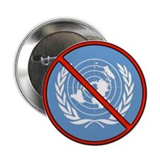 "Anti UN 2.25"" Button (10 pack)"