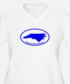 North Carolina BLUE STATE T-Shirt
