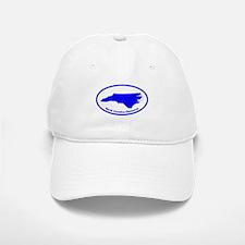 North Carolina BLUE STATE Baseball Baseball Cap