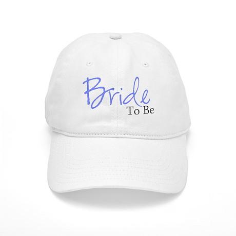 Bride To Be (Blue Script) Cap