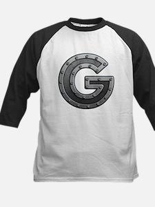 G Metal Baseball Jersey