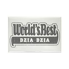 WB Grandpa [Polish] Rectangle Magnet