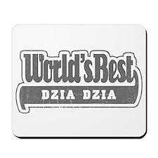 WB Grandpa [Polish] Mousepad