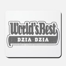 WB Grandpa [Polish] Mousepad