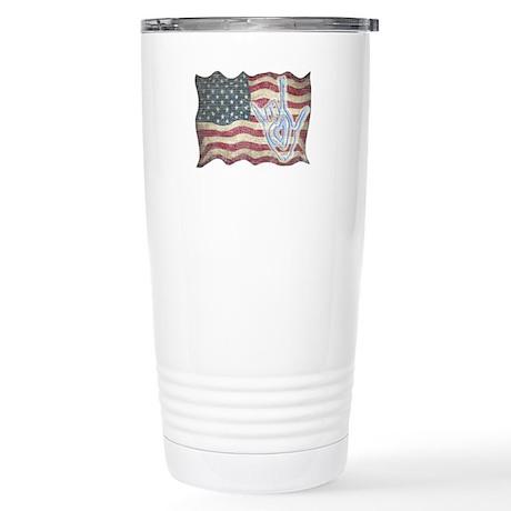 ILY Stainless Steel Travel Mug