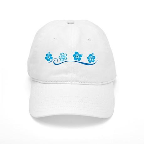 Flower Beach Cap