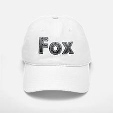 Fox Metal Baseball Baseball Baseball Cap