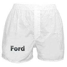 Ford Metal Boxer Shorts