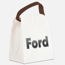 Ford Metal Canvas Lunch Bag