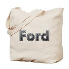 Ford Metal Tote Bag