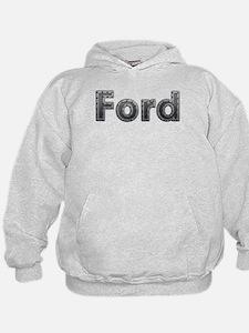 Ford Metal Hoodie