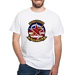 VAQ 34 Flashbacks White T-Shirt