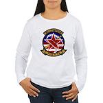 VAQ 34 Flashbacks Women's Long Sleeve T-Shirt