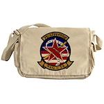 VAQ 34 Flashbacks Messenger Bag