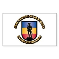 SSI - Army National Guard Scho Decal