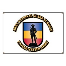 SSI - Army National Guard Schools With Text Banner