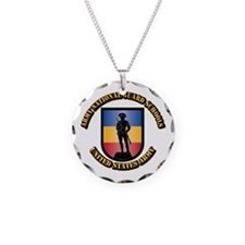 SSI - Army National Guard Sc Necklace