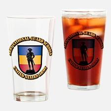 SSI - Army National Guard Schools W Drinking Glass