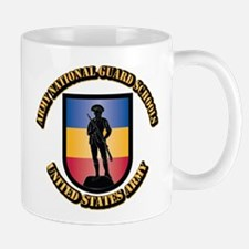 SSI - Army National Guard Schools With Mug