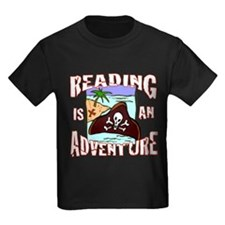 Reading is an Adventure T