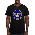 VAQ 128 Fighting Phoen Men's Fitted T-Shirt (dark)