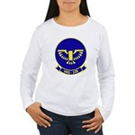 VAQ 128 Fighting Phoen Women's Long Sleeve T-Shirt