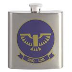 VAQ 128 Fighting Phoenix Flask