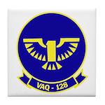 VAQ 128 Fighting Phoenix Tile Coaster