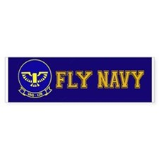 VAQ 128 Fighting Phoenix Bumper Sticker