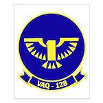 VAQ 128 Fighting Phoenix Small Poster