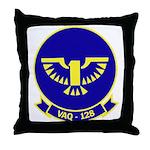 VAQ 128 Fighting Phoenix Throw Pillow