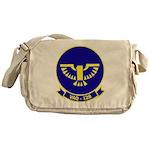 VAQ 128 Fighting Phoenix Messenger Bag