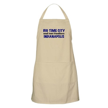 Indianapolis Big Time BBQ Apron