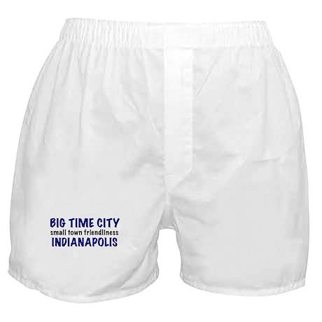 Indianapolis Big Time Boxer Shorts