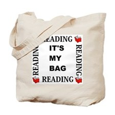 Reading - Its My Bag Tote Bag