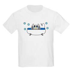 Owl in Tub T-Shirt