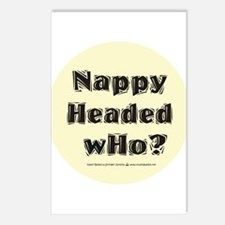 Nappy Headed Who? Postcards (Package of 8)