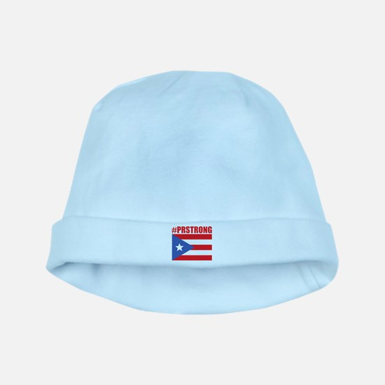 PRStrong Puerto Rico Baby Hat