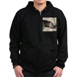 Northern Elephant Seal Zip Hoodie