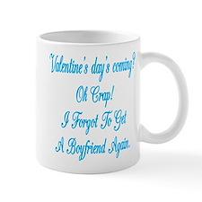 Forgot Valentines Day Mugs