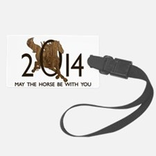 Horse With You Luggage Tag