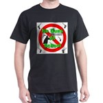 No Guns At School Dark T-Shirt