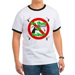 No Guns At School Ringer T