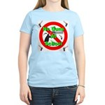 No Guns At School Women's Light T-Shirt